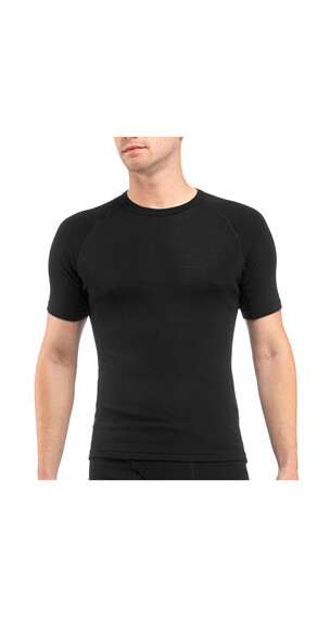 Icebreaker Everyday SS Crewe Men black